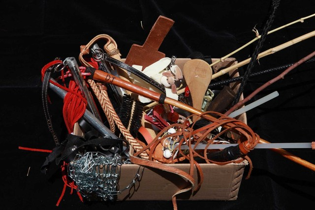 Virginia de Medeiros, 'SM tool box - Garden of Tortures', 2012-2014, Galeria Nara Roesler