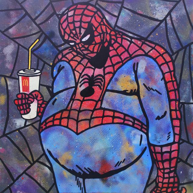 , 'Spiderfat,' 2017, No Galerie
