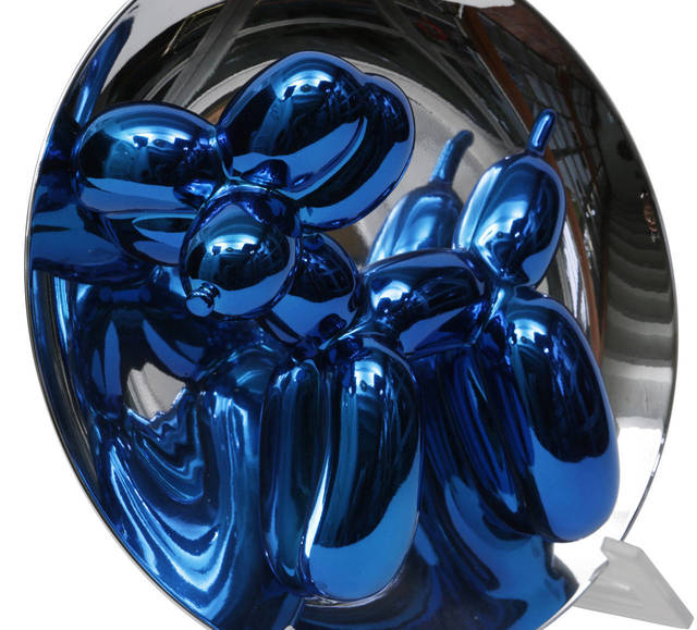 , 'Balloon Dog (blue),' , Jean Albano Gallery
