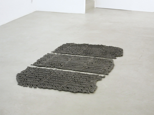 , 'RAFT FOR THE ONE (LURCHES AND WOBBLES),' 2016, ROCKELMANN  &