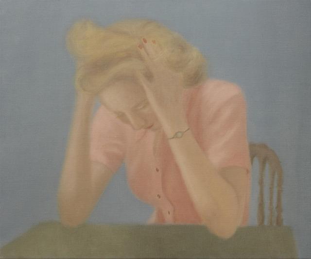 , 'Lee Miller con dolor de cabeza,' 2013, Espacio Líquido