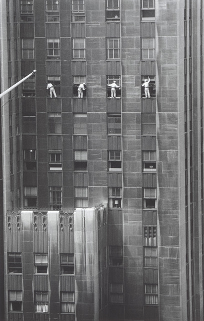 , 'Window washers,' 1956, °CLAIR Galerie
