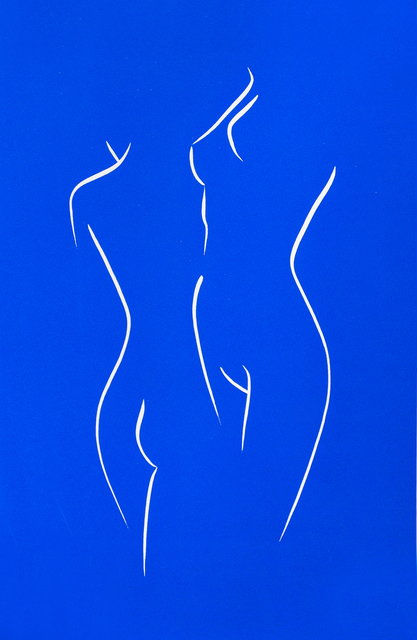 Carla Cascales Alimbau, 'Klein Blue', 2019, Tappan