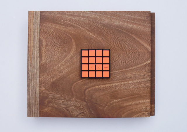 , 'Puntos Ciegos ( Orange ),' 2017, BETA Galería