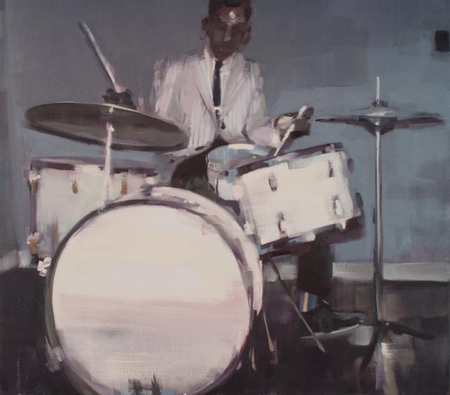 , 'Drummer,' 2018, Kopeikin Gallery