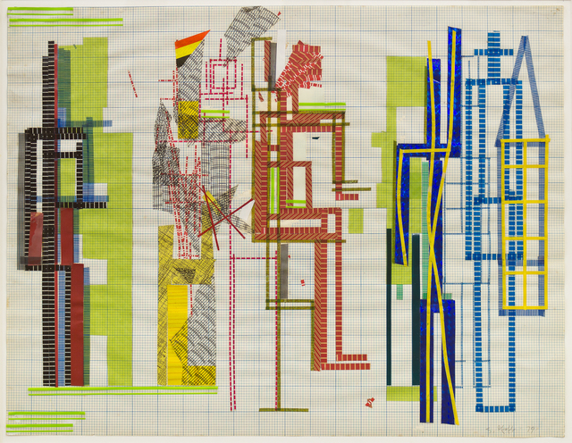 , 'Drawing for Prototypes,' 1979, Senior & Shopmaker Gallery