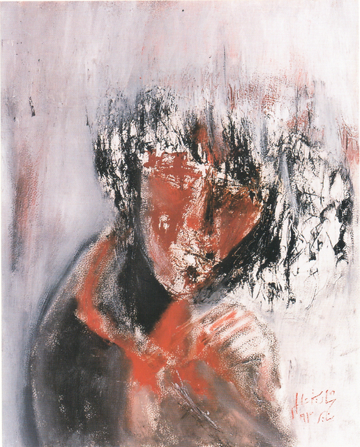 , 'Beyond 1,' 1993, Hafez Gallery