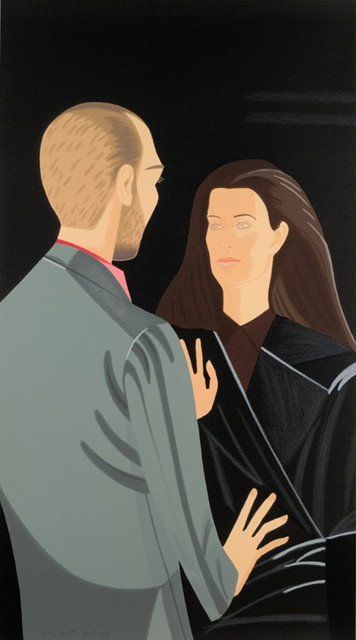 Alex Katz, 'Pas de Deux:Francesco and Alba Clemente', 1992, Art Window