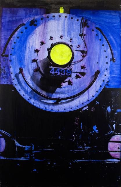 May Sun, 'Midnight Train', 1989, Track 16 Gallery