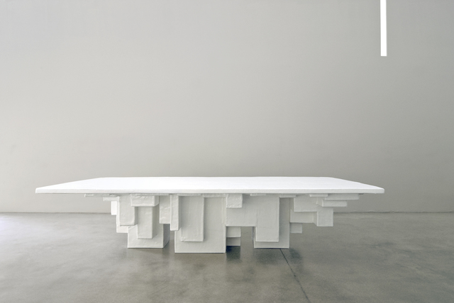 Nucleo, 'Primitive Table', 2011, Design/Decorative Art, Fibreglass, epoxy resin, ammann//gallery