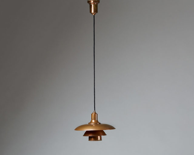 , 'Ceiling lamp PH,' 1930-1939, Modernity