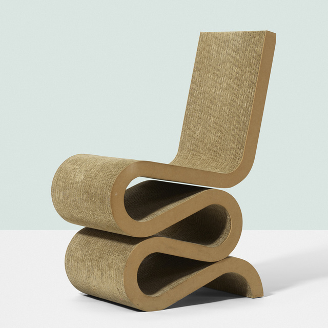 Frank Gehry, 'Wiggle chair', 1972, Wright