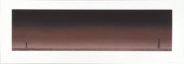 Ed Ruscha, 'Well, Well', 1979, IPCNY: Benefit Auction 2018