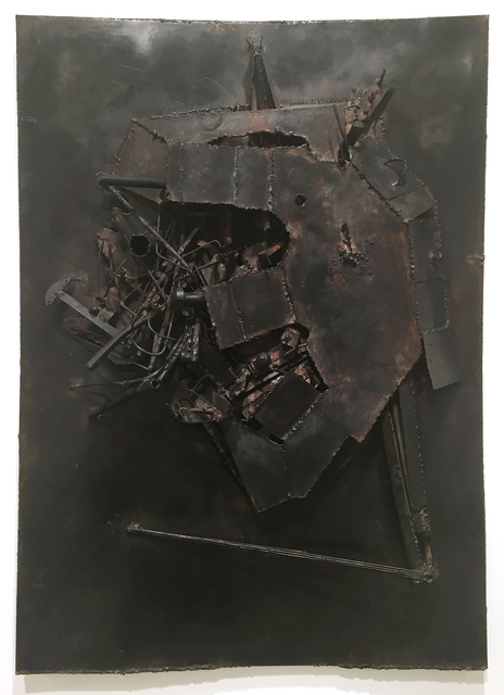 , 'Relief,' 1955, Allan Stone Projects
