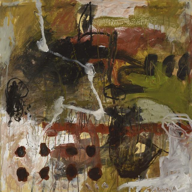 , 'Untitled ,' 1991, Galerie Arcturus