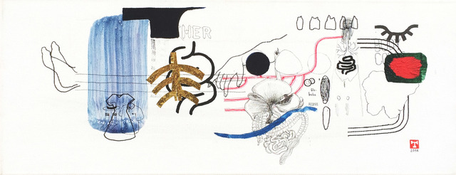 , 'Her,' 2016, Galerie Olivier Waltman | Waltman Ortega Fine Art