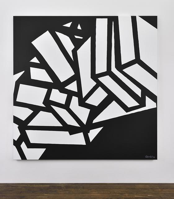 Pierre Clerk, 'untitled', 2016, Galerie Thomas Bernard