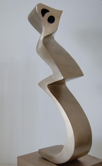 Parviz Tanavoli, 'Twisted Heech 2', 2012, Meem Gallery