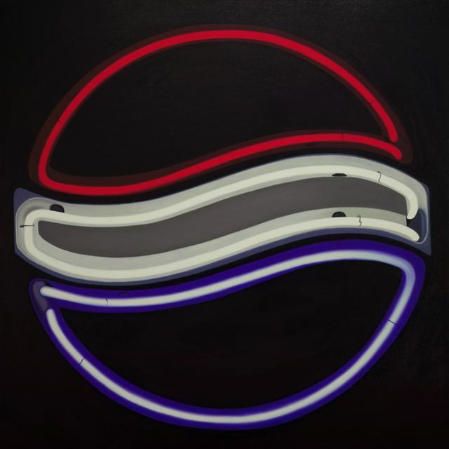 , 'Untitled (Neon),' 2014, Galerie Sandhofer