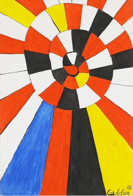 , 'Gamble ,' 1973, Omer Tiroche Gallery