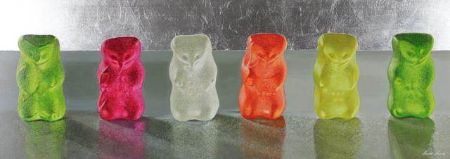 , 'Jelly Bears,' 2018, Gormleys Fine Art