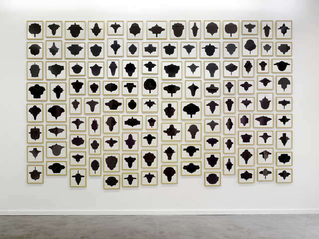 , 'Collection of 120 drawings,' 1988-1991, Galerie Mitterrand