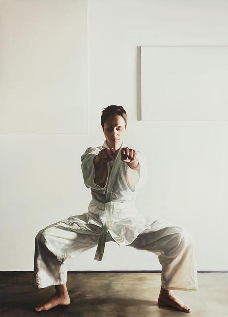 , '9 Minutes,' 2016, Aki Gallery