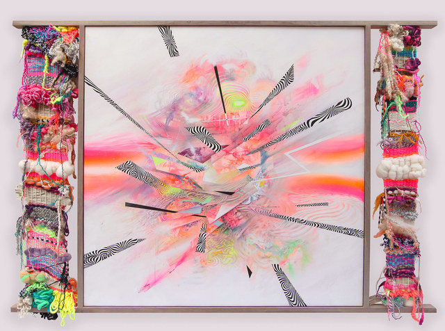 , 'Earth Frequency [collaboration with Sparkles Positron],' 2016, Mirus Gallery