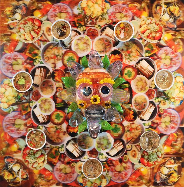 , 'Smakelijik,' 1991, Koplin Del Rio