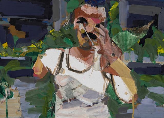 , 'Hill 3,' 2017, Zilberman Gallery