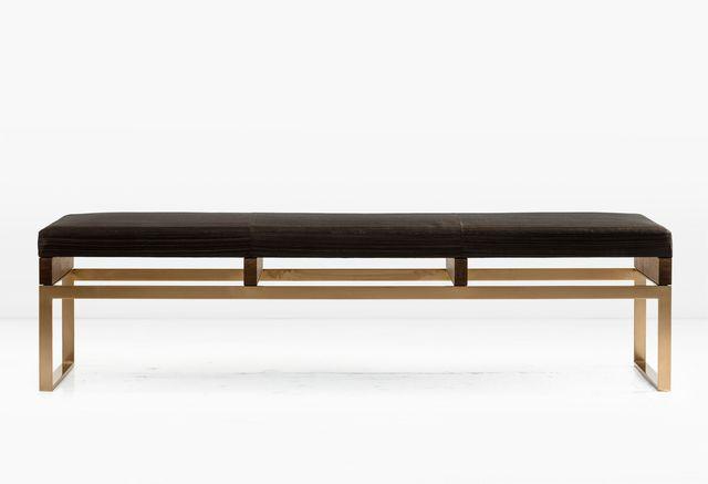 , 'Maxim Bench,' 2016, Emily Summers Design Associates