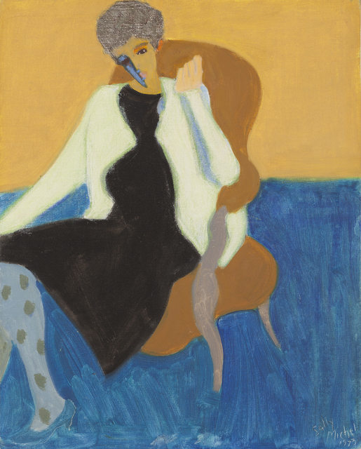 , 'Untitled [Seated Woman],' 1973, Childs Gallery