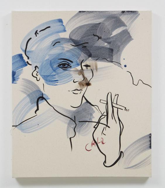 , 'Call,' 2016, Evelyn Yard