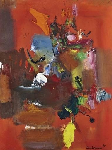 Hans Hofmann, 'Evening Magic', Christie's