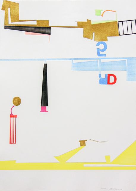 , 'Happy Plan 6,' 2018, Bruno David Gallery & Bruno David Projects