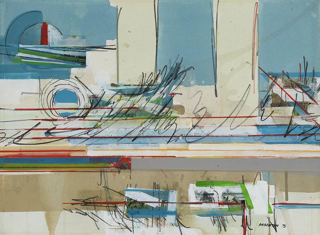 , 'Declassified,' 1973, Spanierman Modern