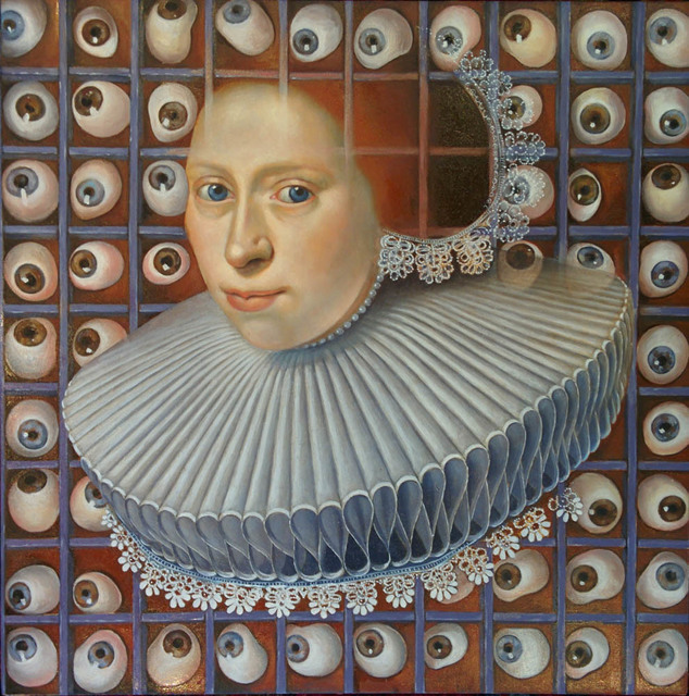 , 'Glass Eyes,' 2016, Sue Greenwood Fine Art