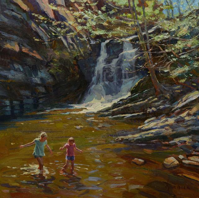 , 'Lower Cascade Falls,' , Gallery 1261