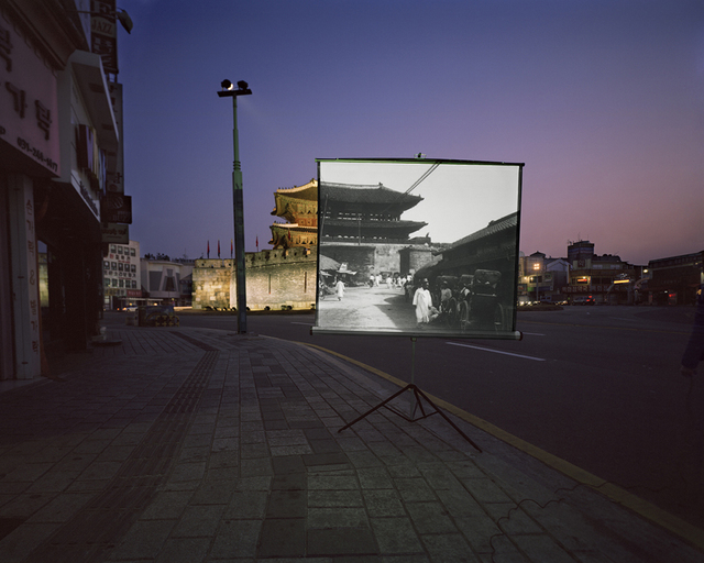 , 'Historic Present - Paldalmun (South gate of Suwon Hwaseong),' 2009, Wall Space Gallery