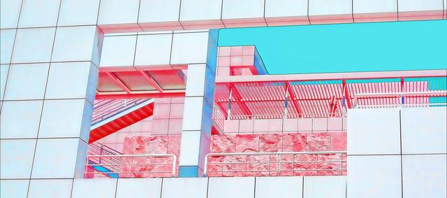 , 'Construct #2,' 2017, Dab Art