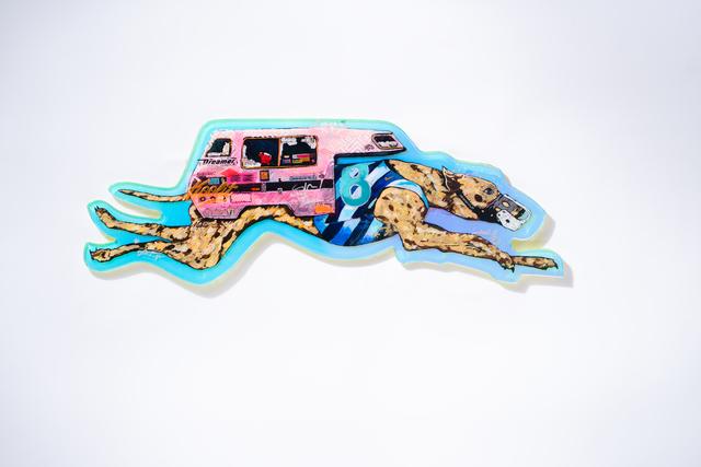 , 'Greyhound Speed Queen,' 2019, 532 Gallery Thomas Jaeckel