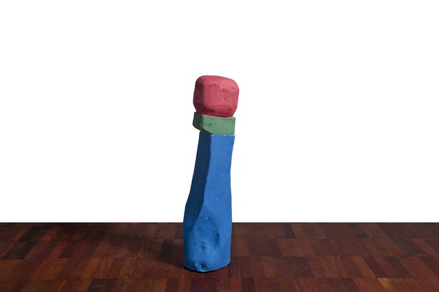 , 'Pisou na bola,' 2014, Galeria Estação