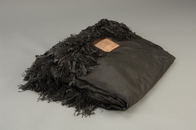 , 'Coffin cover, Lincoln Funeral Pall,' April 25-1865, Cooper Hewitt, Smithsonian Design Museum