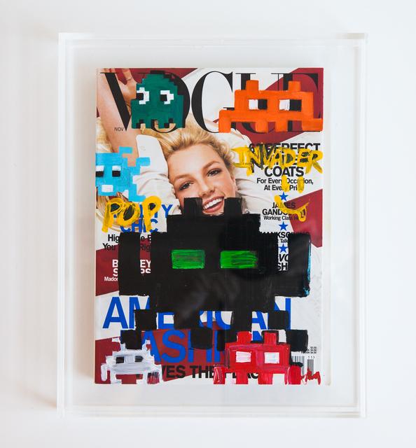 , 'The Invaders Issue Original Work,' 2016, ArtStar