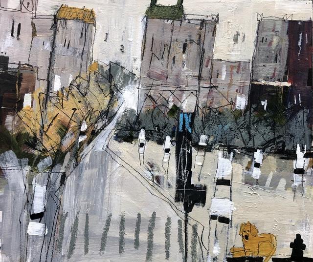 Dennis Campay, 'Yellow Dog', 2019, Shain Gallery