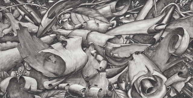 , 'Madrone Litter,' 2012, Seager Gray Gallery
