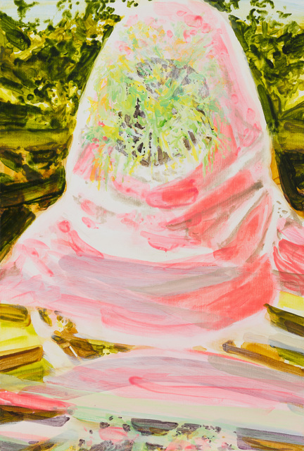 , 'Parallel 8,' 2015, Yiri Arts
