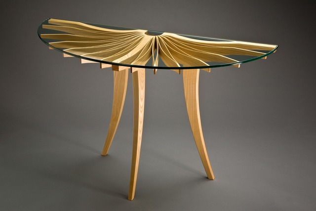 , 'Oxeye Hall Table,' 2009, Bellevue Arts Museum