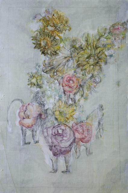, 'Sunflowers. ,' 2017, Marina Gisich Gallery