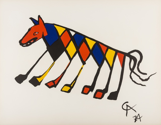 Alexander Calder, 'Convection, Beastie (two works)', 1974, Forum Auctions